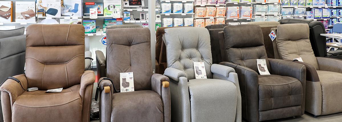 fauteuil releveur confort et santé bastide le confort médical lesquin